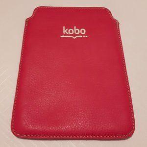 Beautiful Pebble Leather Kobo EReader Cover